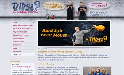Tribes Kettlebell Club