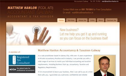 Matthew Hanlon Accountant
