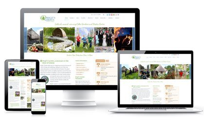 Visitor Attraction Web Design