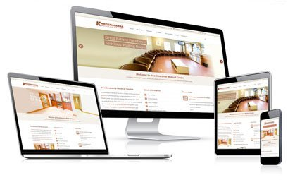 Web Design for Doctors Surgery Ireland