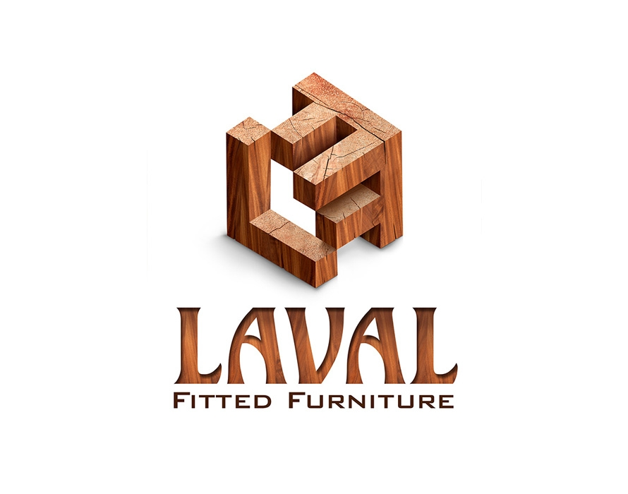 Fitted Furniture Carpenter Tradesman Logo Design Ireland Logo